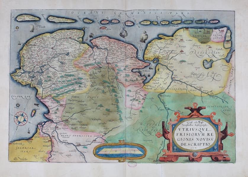 Theatrum Orbis Terrarum - Vtriusque (1570)