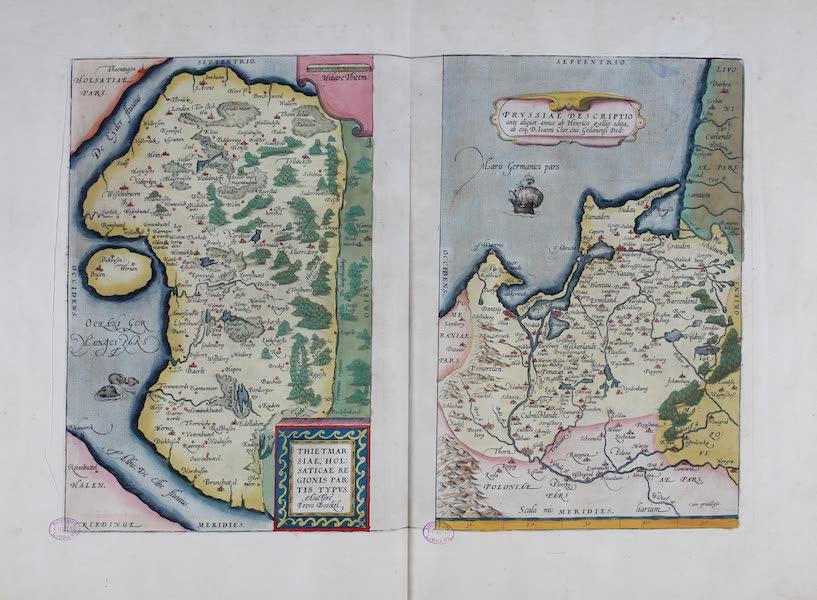 Theatrum Orbis Terrarum - Thietmarsiae (1570)