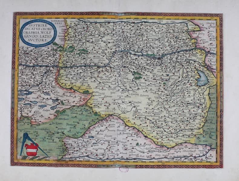 Theatrum Orbis Terrarum - Austriae (1570)