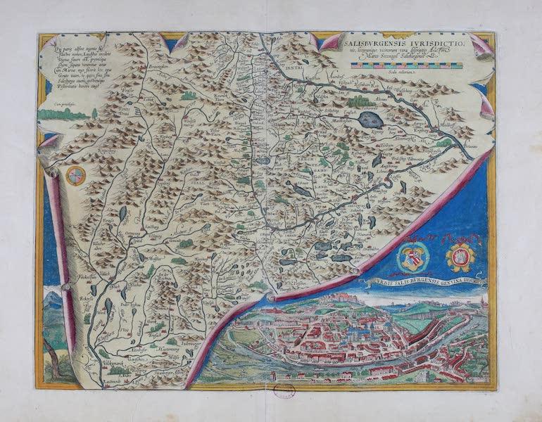 Theatrum Orbis Terrarum - Salisburgensis (1570)