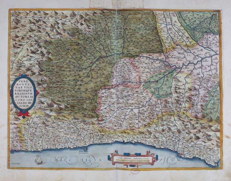 Theatrum Orbis Terrarum - Pedemontanae (1570)