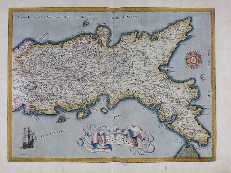 Theatrum Orbis Terrarum - Regni Neapolitani (1570)