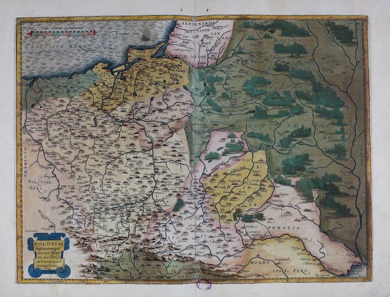 Theatrum Orbis Terrarum - Poloniae (1570)