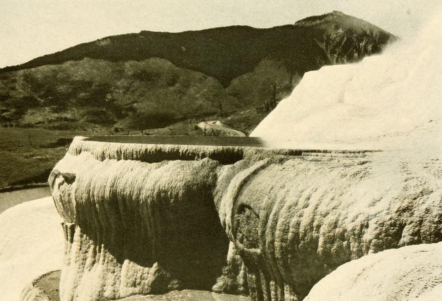 Three Wonderlands of the American West - Jupiter Terrace, Yellowstone Park (1912)