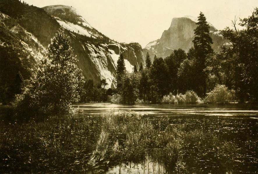 Three Wonderlands of the American West - The Domes, Yosemite Park (1912)