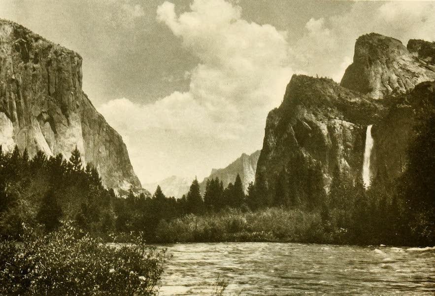 Three Wonderlands of the American West - Bridal Veil Meadow, Yosemite Valley (1912)