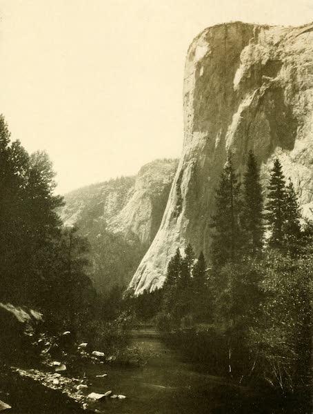 Three Wonderlands of the American West - El Capitan, Yosemite Valley (1912)