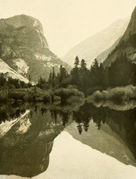 Three Wonderlands of the American West - Mirror Lake, Yosemite Valley (1912)