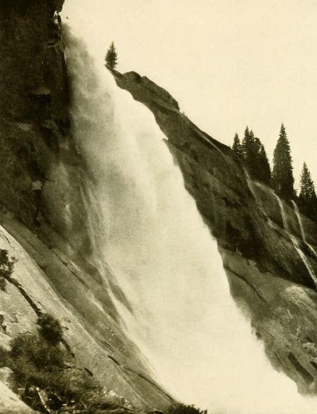 Three Wonderlands of the American West - Vernal Falls, Yosemite Valley (1912)