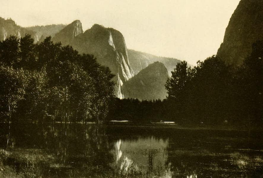 Three Wonderlands of the American West - Twilight, Yosemite Valley (1912)