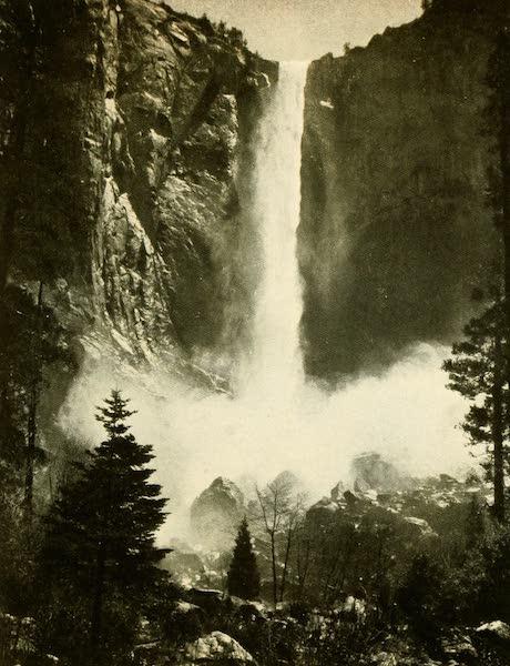 Three Wonderlands of the American West - Bridal Veil Falls, Yosemite Valley (1912)