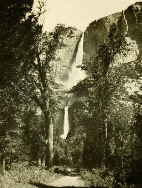 Three Wonderlands of the American West - Yosemite Falls, Yosemite Valley (1912)