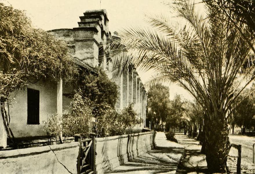 Three Wonderlands of the American West - San Gabriel Mission, California (1912)