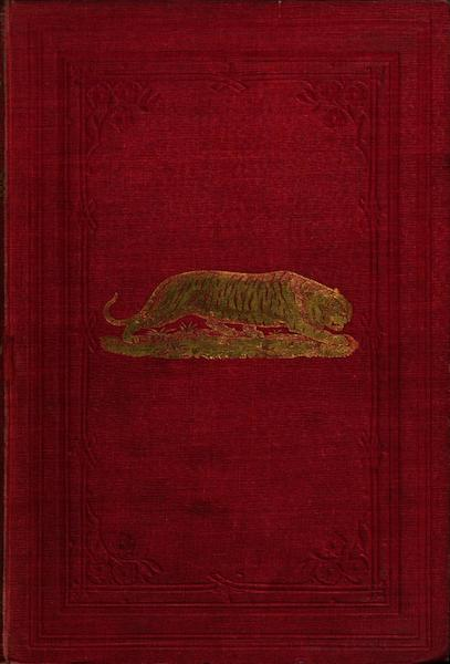 Tiger-Shooting in India - Front Cover (1857)