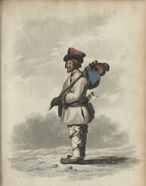 Travelling Sketches in Russia and Sweden Vol. 1 - A Travelling Russian Boor (1809)
