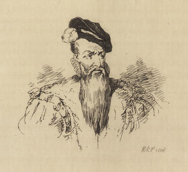 Travelling Sketches in Russia and Sweden Vol. 2 - Gustavas Vasa (1809)