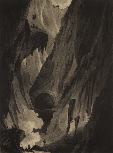 Travelling Sketches in Russia and Sweden Vol. 2 - A Mine (1809)