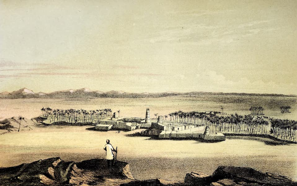 Travels and Discoveries in North and Central Africa Vol. 1 - Mizda (1857)