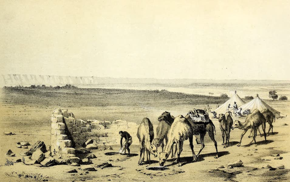 Travels and Discoveries in North and Central Africa Vol. 1 - El Hasi (1857)