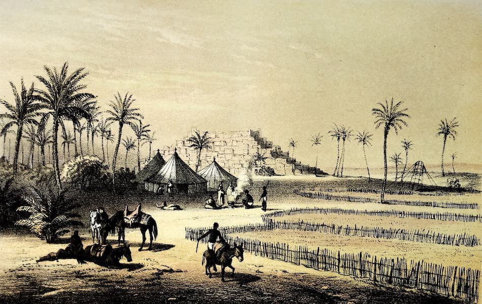 Travels and Discoveries in North and Central Africa Vol. 1 - E'deri (1857)