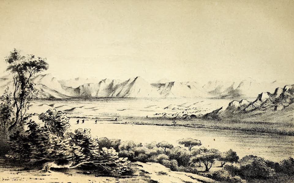 Travels and Discoveries in North and Central Africa Vol. 1 - Tintellust (1857)