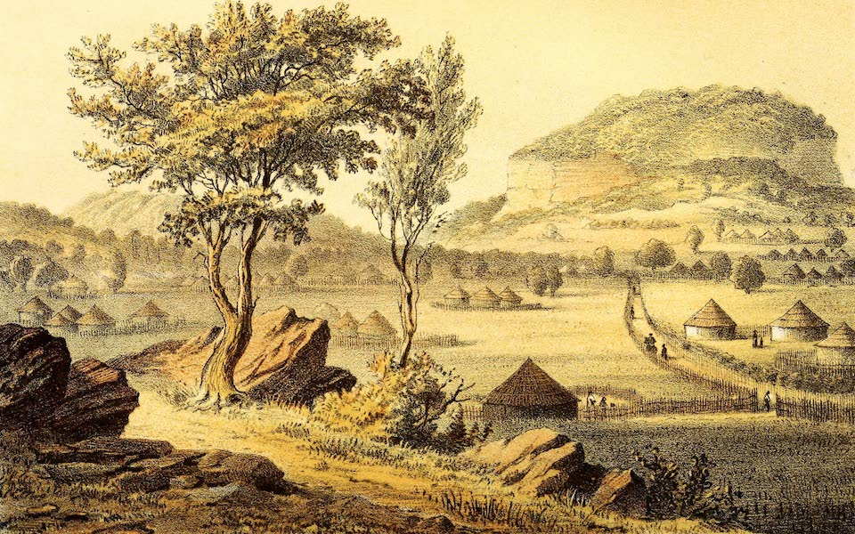 Travels and Discoveries in North and Central Africa Vol. 2 - Demsa-poha (1857)