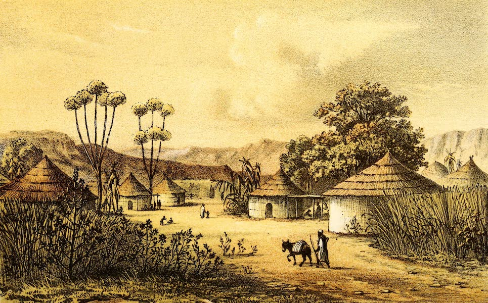 Travels and Discoveries in North and Central Africa Vol. 2 - Muglebu (1857)