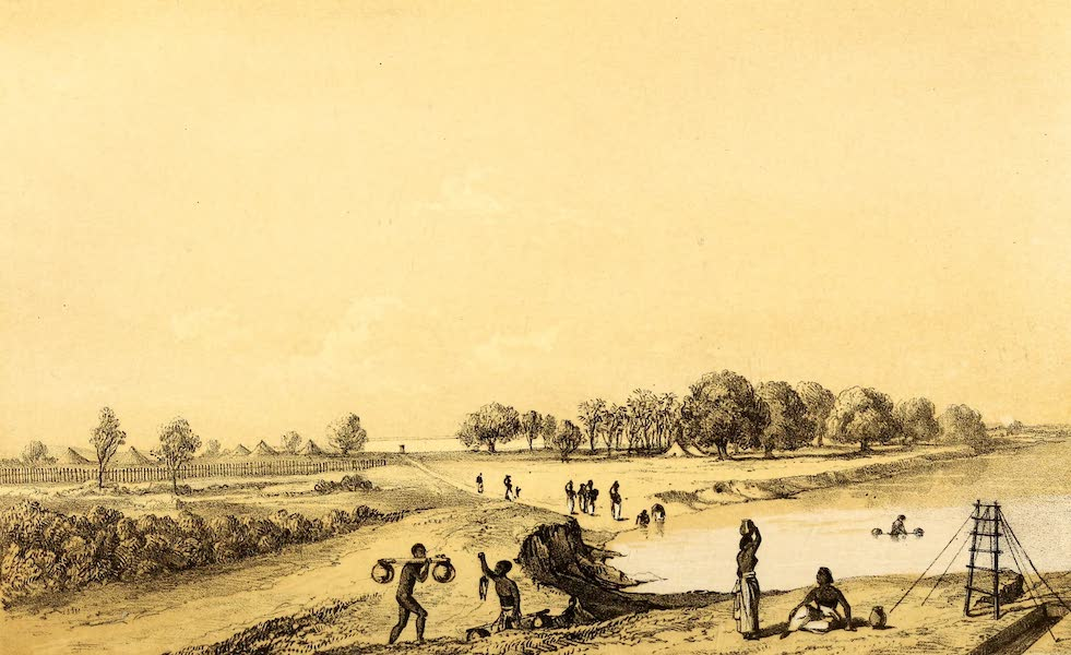 Travels and Discoveries in North and Central Africa Vol. 3 - Yo and the Komadugu (1857)