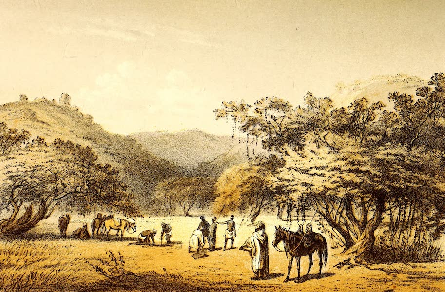 Travels and Discoveries in North and Central Africa Vol. 3 - Bir El Ftaim (1857)