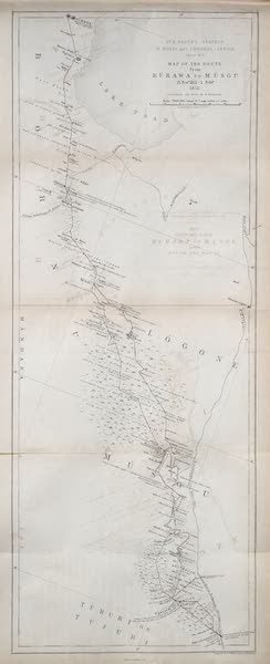 Travels and Discoveries in North and Central Africa Vol. 3 - Expedition to Musgu (1857)