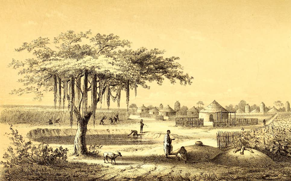 Travels and Discoveries in North and Central Africa Vol. 3 - Kanembu Chief (1857)