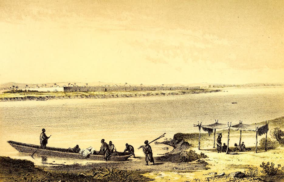 Travels and Discoveries in North and Central Africa Vol. 3 - Logon Birni (1857)
