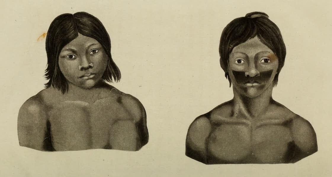 Travels in Brazil Vol. 2 - Miranha [and] Iuri (1824)