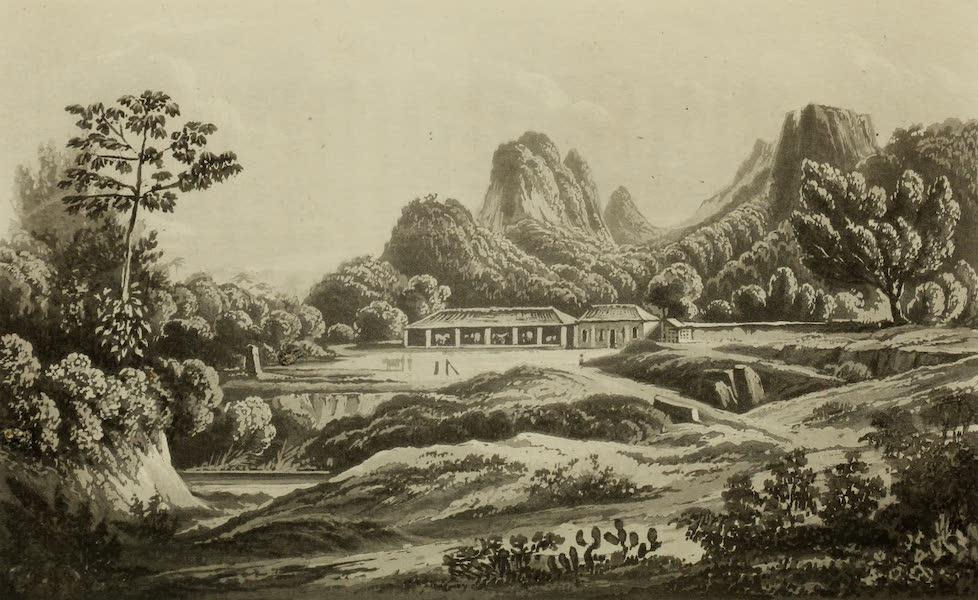 Travels in Brazil Vol. 2 - Mandiocca, the Farm of Mr. V. Langsdorf (1824)