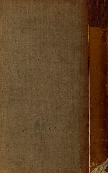Travels in Brazil Vol. 2 - Back Cover (1824)