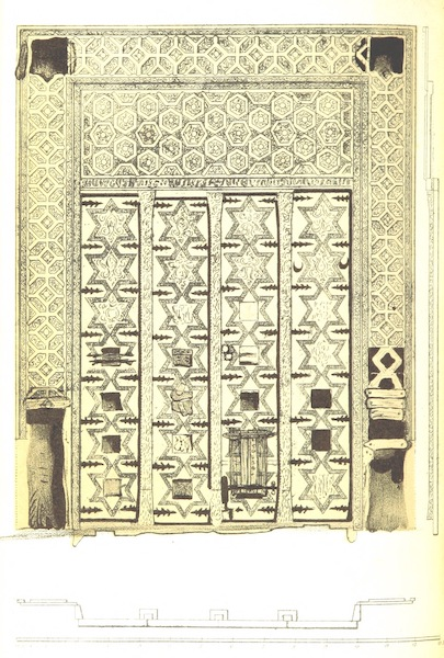 Travels in India, including Sinde and the Punjab - The Gates of Somnauth (1845)