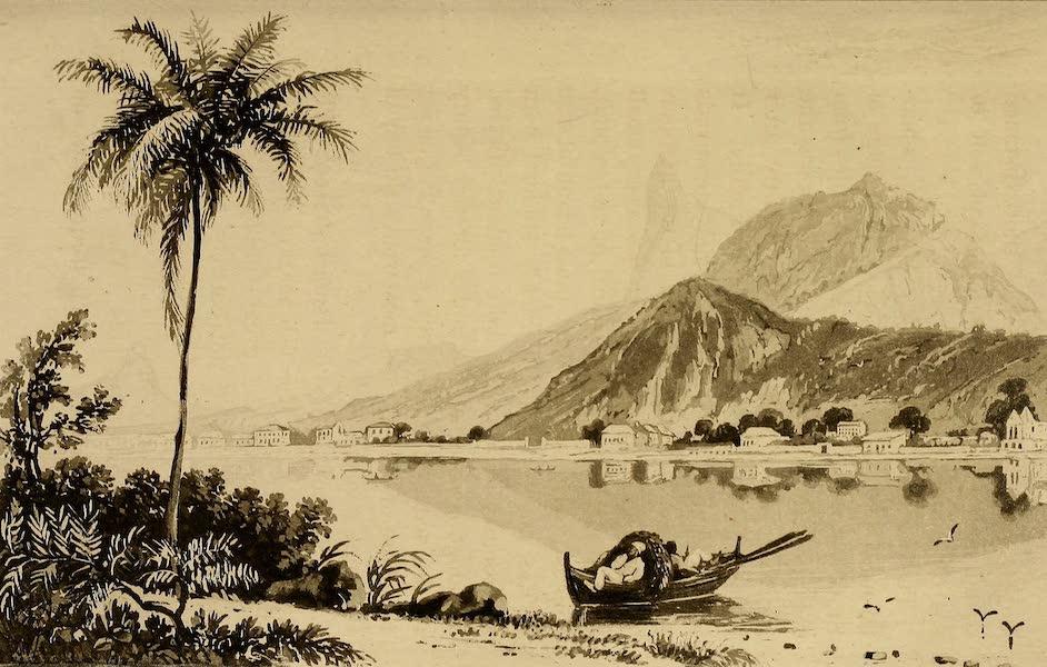 Travels in South America Vol. 1 - Botafogo Bay, Rio de Janeiro (1825)