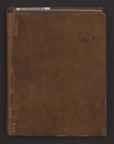 Travels in the Island of Iceland - Front Cover (1811)