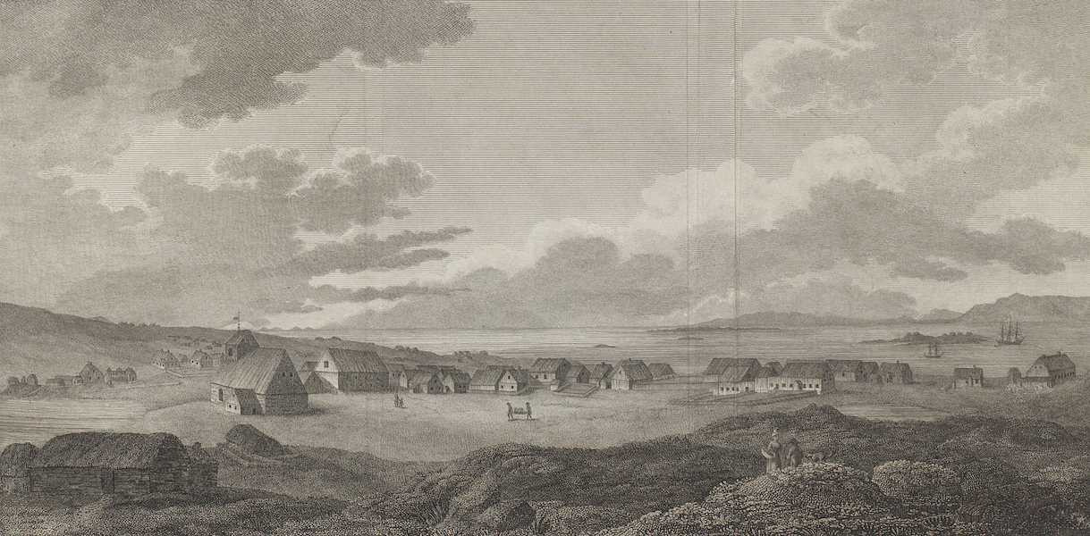 Travels in the Island of Iceland - Reikiavik (1811)