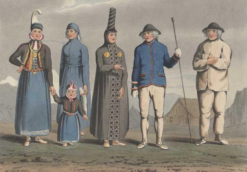 Icelandic Costume
