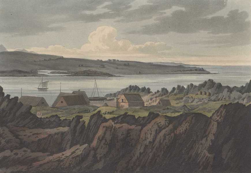 Travels in the Island of Iceland - Havnefiord (1811)