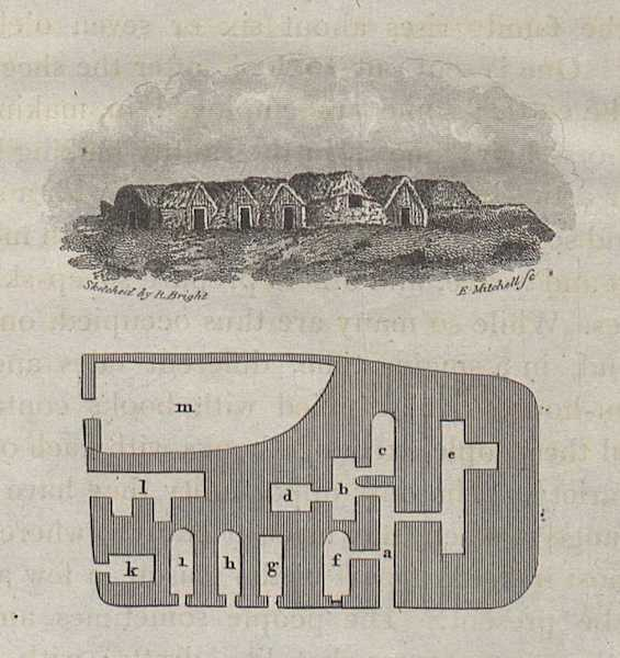 Icelandic House Diagram