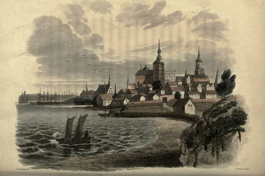 Travels Through Part of the Russian Empire - Stralsund (1815)