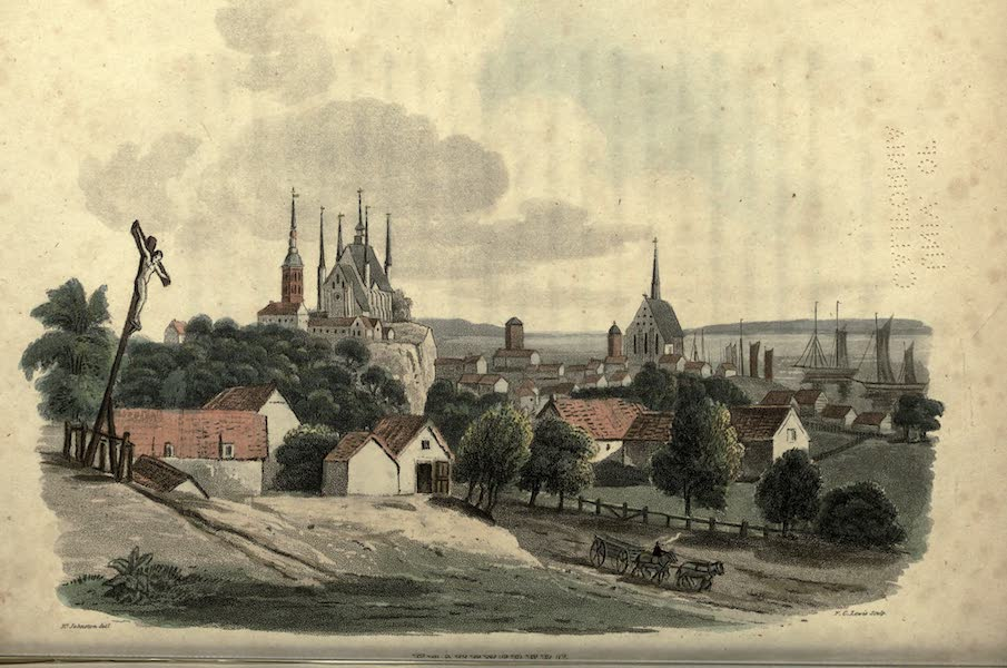 Travels Through Part of the Russian Empire - Frauenberg (1815)