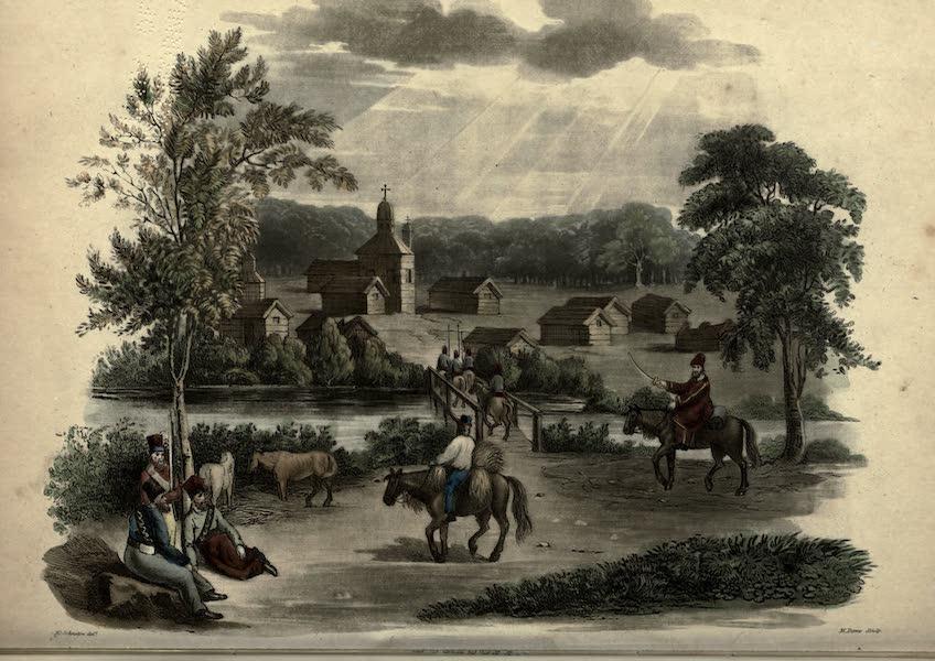 Travels Through Part of the Russian Empire - Borisoff (1815)