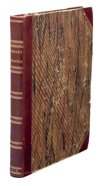 Travels Through Some Parts of Germany, Moldavia and Turkey - Book Display (1818)