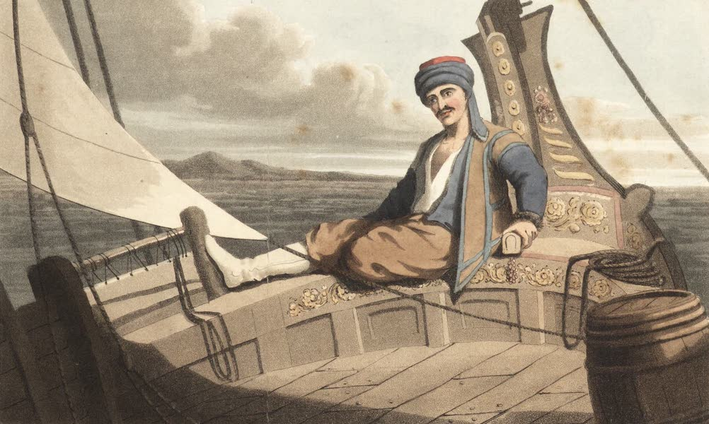 Travels Through Some Parts of Germany, Moldavia and Turkey - A Greek Reis (1818)