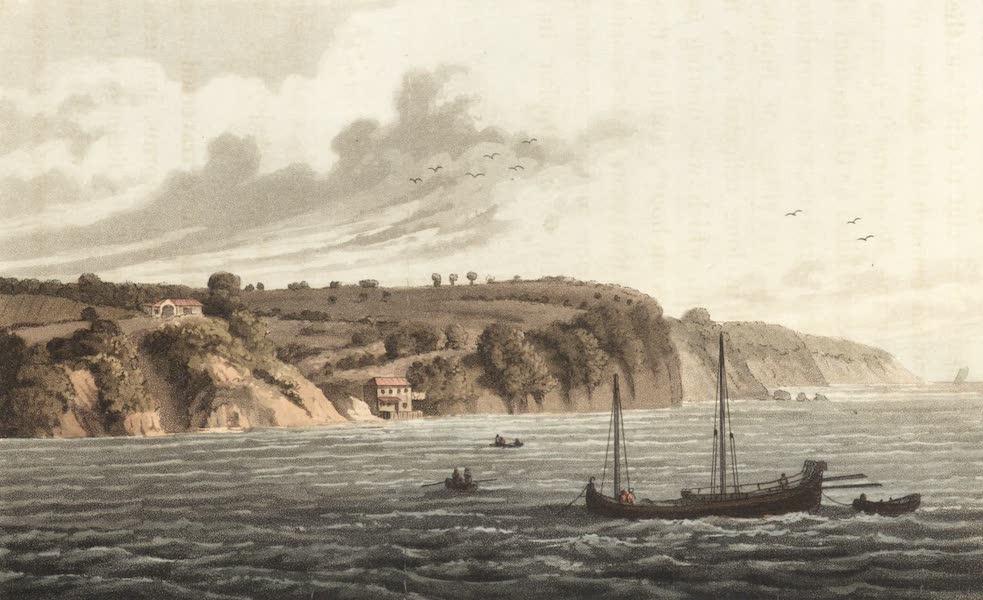 Travels Through Some Parts of Germany, Moldavia and Turkey - Harbour of Eneada, Black Sea (1818)