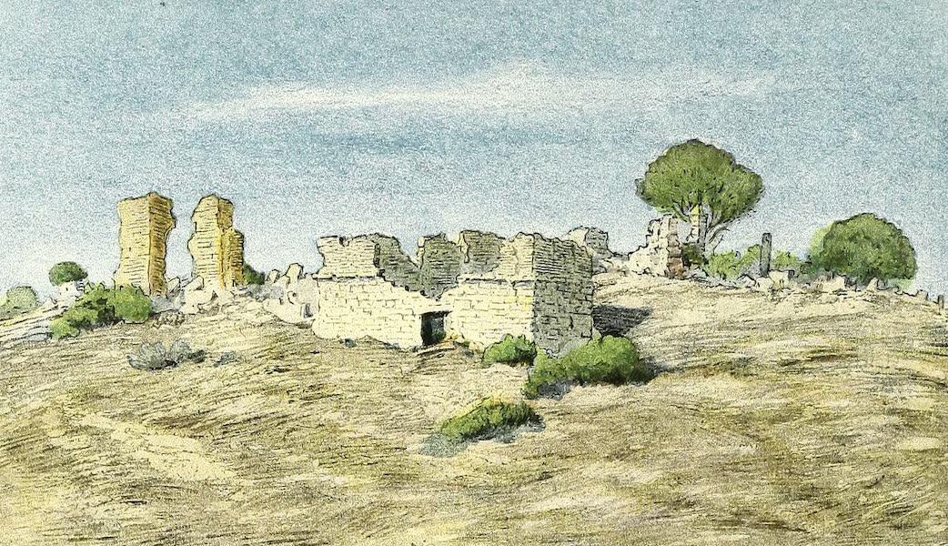 Ruines de la ville romaine de Sedjermès