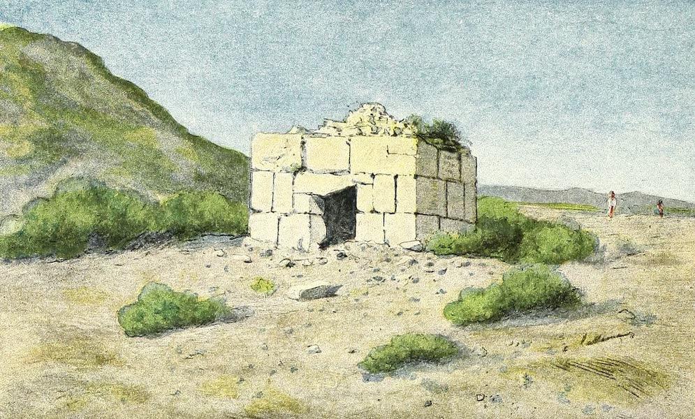 Tombeau romain de Médiocéra, prés du Zaghouan